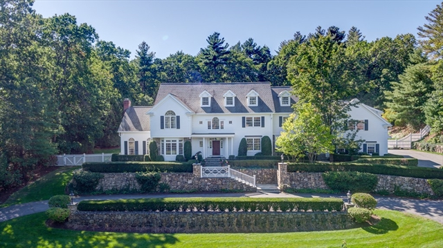 18 Meadowbrook Road Weston MA 02493