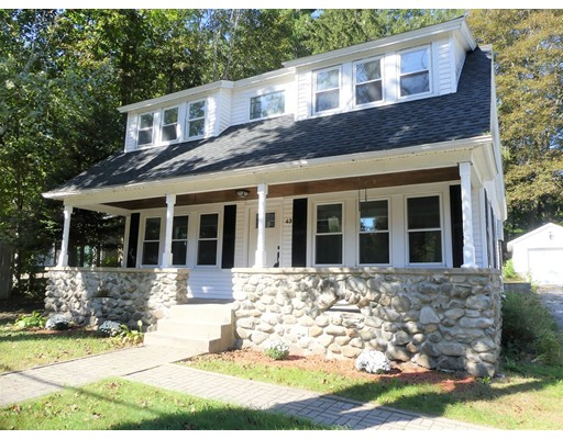 43 Lowell Street, Andover, MA