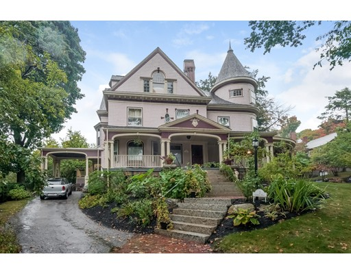 2 Gardner Road, Brookline, MA 02445