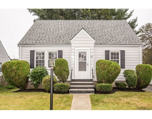 62 FOREST Street, Peabody, MA