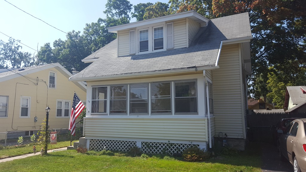38 SCHLEY ST., SPRINGFIELD, MA 01109