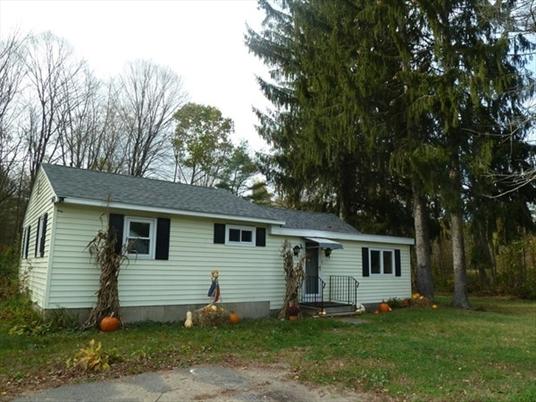 118 Long Plain Road, Leverett, MA: $229,900