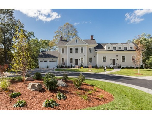 1 Ponybrook Lane, Lexington, MA