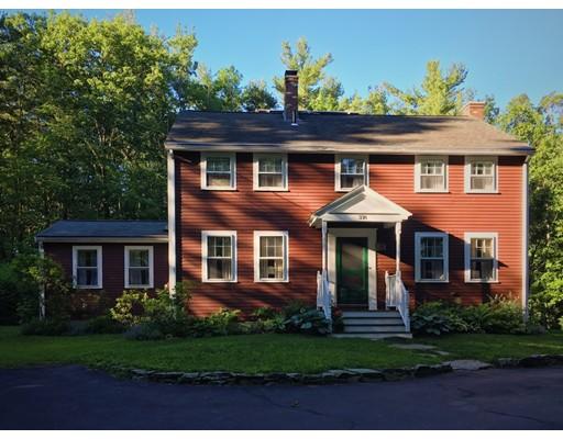 338 Upper North Row Road, Sterling, MA