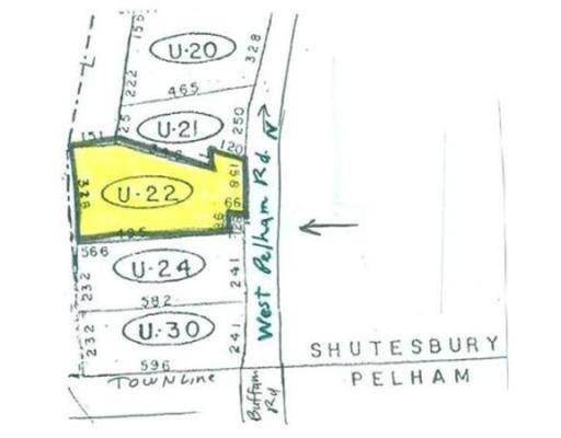 Lot U-22 West Pelham Road, Shutesbury, MA