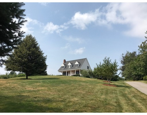 186 Chace Hill Road, Sterling, MA