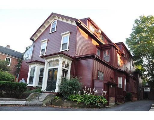 352 Harvard, Cambridge, MA 02138