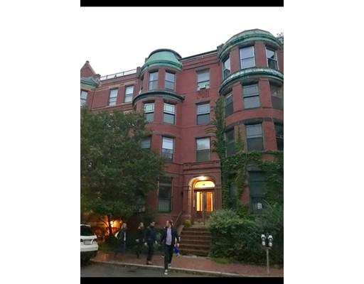 133 Saint Botolph Street, Boston, MA 02115