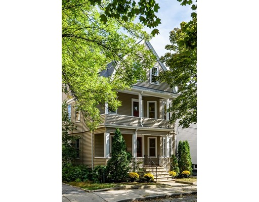 56 Lowden Ave, Somerville, MA 02144