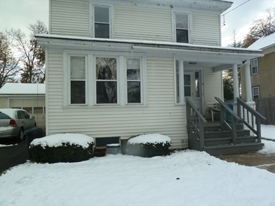 14 E Cleveland Street, Greenfield, MA: $129,900