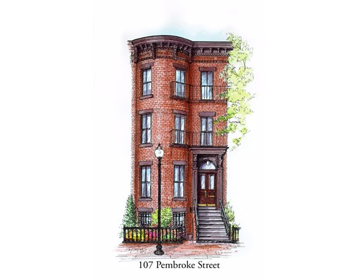 107 Pembroke Street, Boston, MA 02118