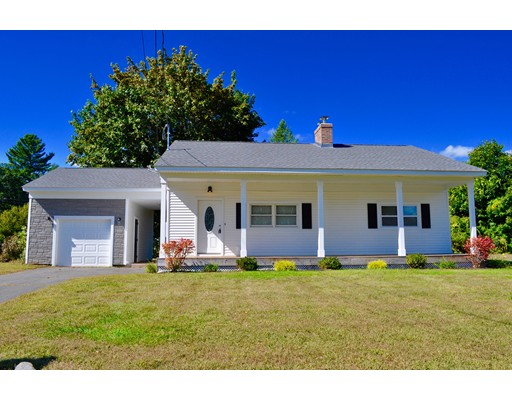 3 Birchwood Road, Southwick, MA