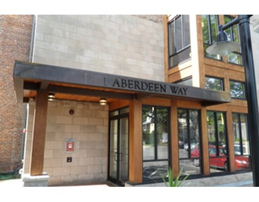 1 Aberdeen Way, Cambridge, Ma 02138