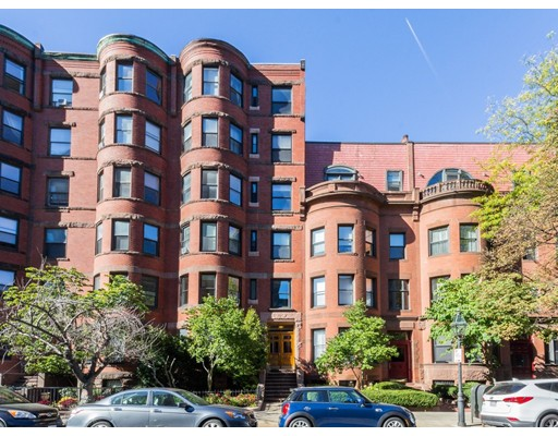 405 Marlborough Street, Boston, MA 02115