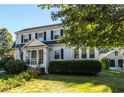 37 ROBBINS Road, Watertown, MA