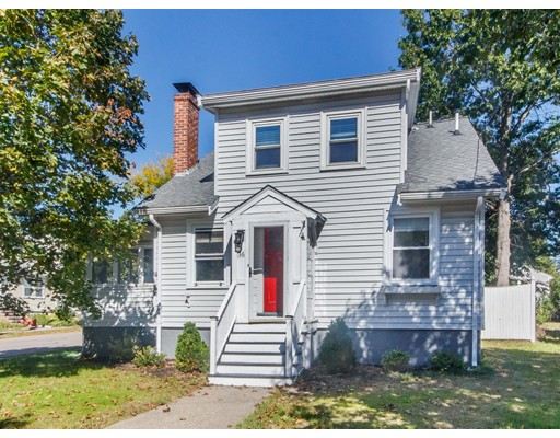36 Howe Street, Milton, MA
