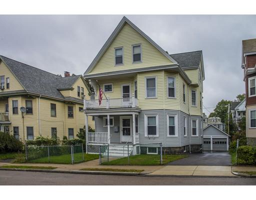 34 Colberg Ave, Boston, MA 02131