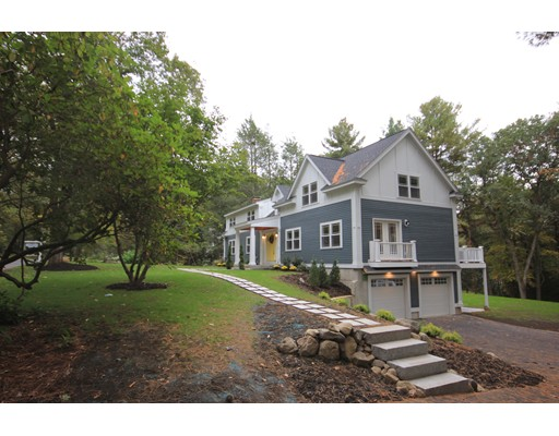235 Goodmans Hill Road, Sudbury, MA