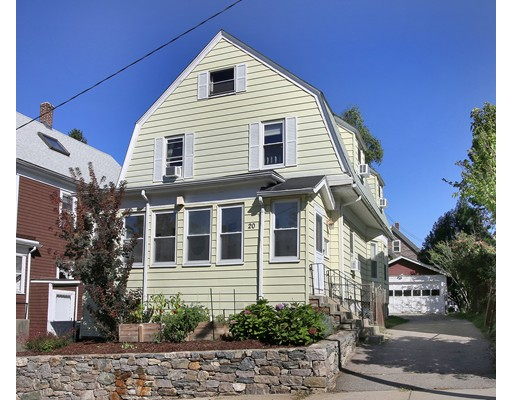 20 Denton Terrace, Boston, MA 02131