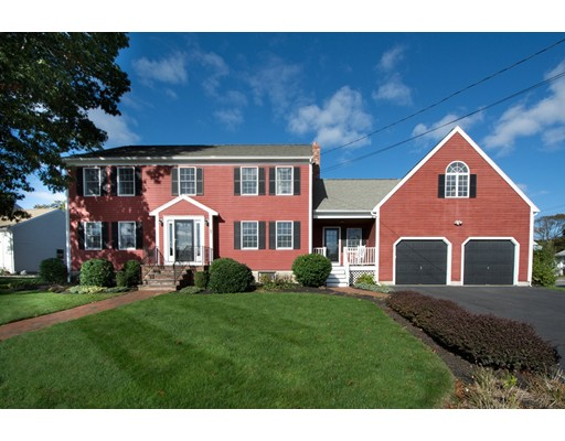 7 Stephen Rennie Drive, Weymouth, MA