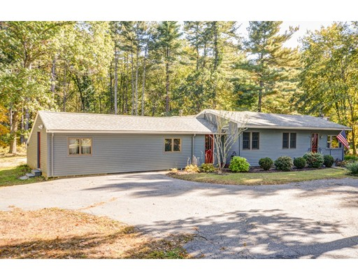 53 Packard Road, Stow, MA