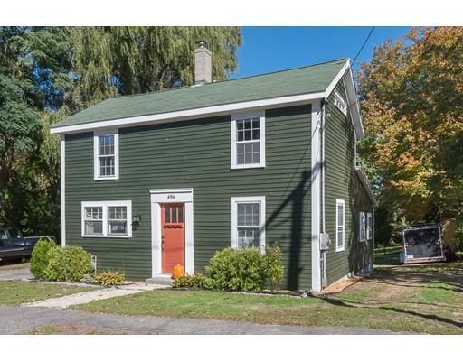 496 Merrimac Street, Newburyport, Ma