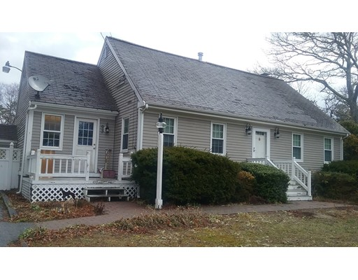 93 Sam Turner Road, Falmouth, MA