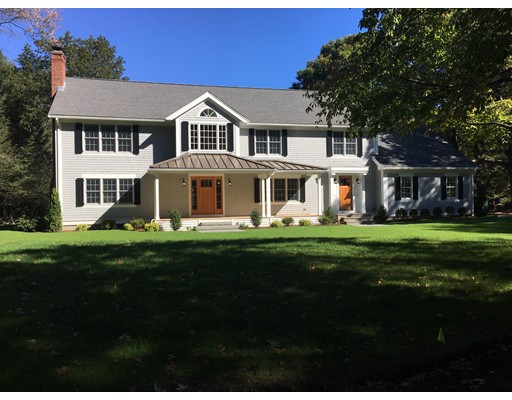 33 Sunset Road, Weston, MA