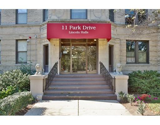 11 Park Drive, Boston, MA 02215