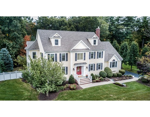 115 Lancaster Road, North Andover, MA