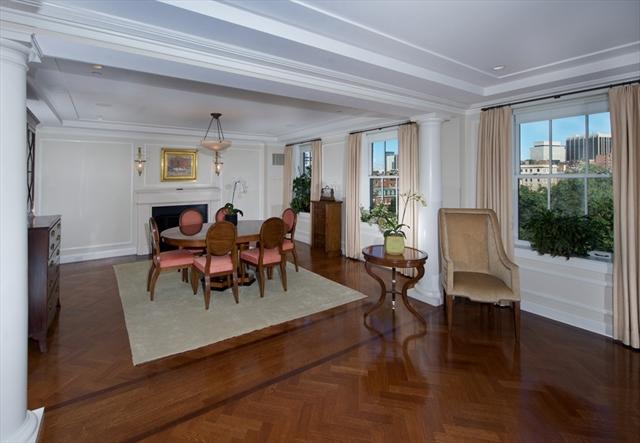 6 Arlington St, Boston, MA, 02116, Back Bay Home For Sale