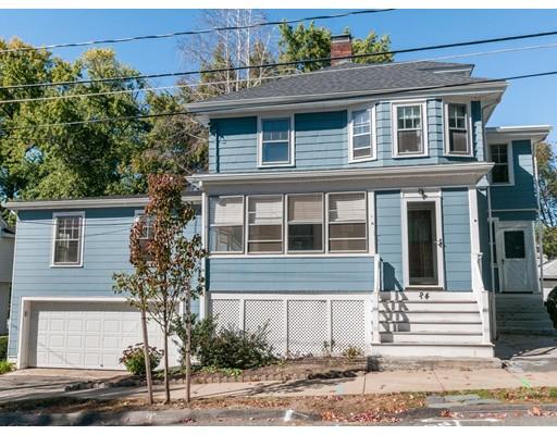 24 STUART Street, Watertown, MA