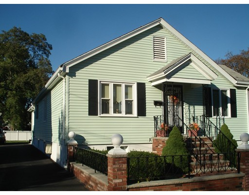 46 Tainter Street, Medford, MA