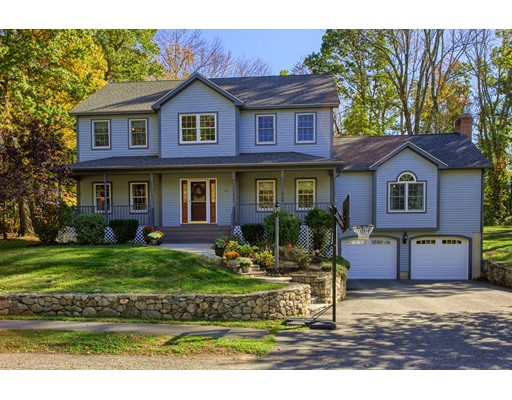 58 Settlers Ridge Road, North Andover, MA