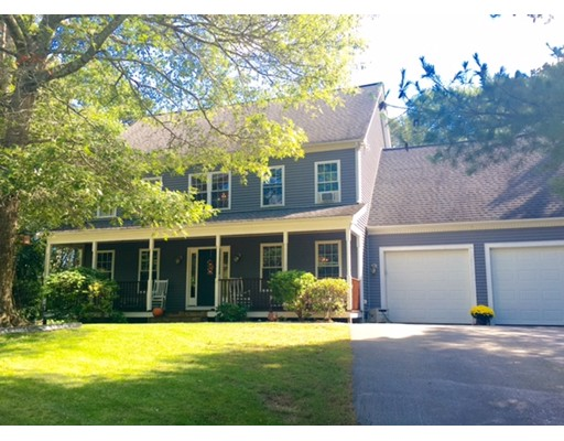 4 Raccoon Lane, Sandwich, MA