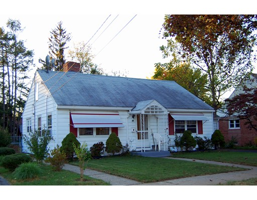48 Clement Street, Springfield, MA
