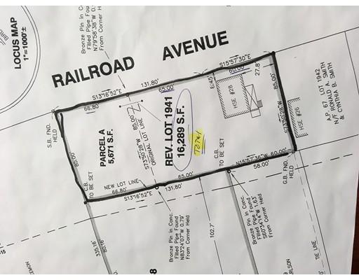 28 Railroad Avenue, Foxboro, MA