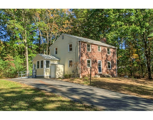 541 Flagg Hill Road, Boxborough, Ma