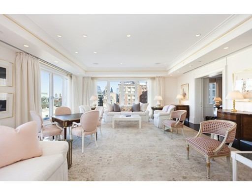 Condominium/Co-Op for sale in Mandarin Oriental, E9-A Back Bay, Boston, Suffolk