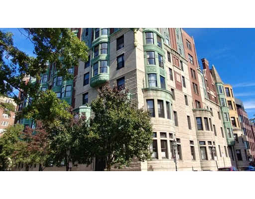 10 Charlesgate E, Unit 401, Boston, MA 02215