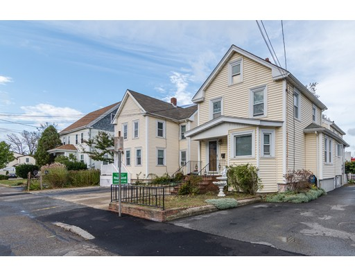 52 Newcomb Street, Quincy, MA 02169
