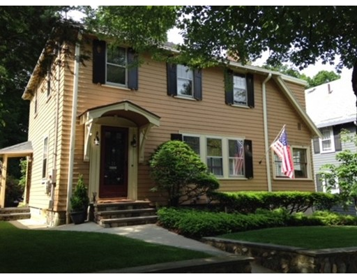 11 Chisholm Road, Winchester, MA