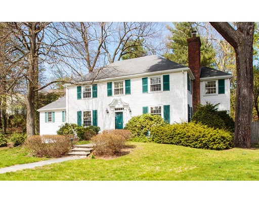 25 Old Colony Road, Wellesley, Ma 02481