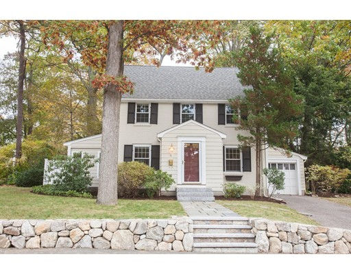 31 Martin Road, Wellesley, MA