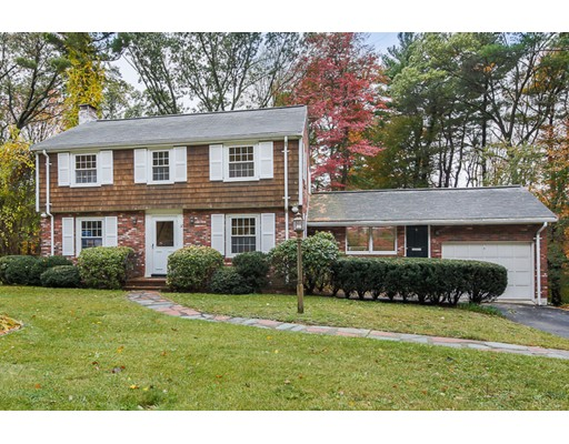 12 Constitution Road, Lexington, Ma 02421