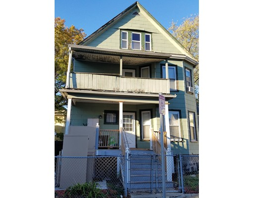 37 Vassar Street, Boston, MA 02121