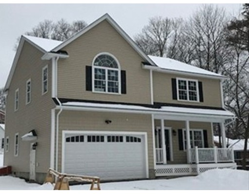 SPECTACULAR NEW CONSTRUCTION In A CUL DE SAC! This is a rare Opportunity to own an Elegant Colonial  South facing in a Unique and Private setting.    Beautiful  extra large gently sloping    lot immersed in Nature! Enjoy New England's Natural Beauty surroundings. Beautiful open and flexible  floor Plan  that allows for a First floor Master Bedroom , Office or formal Living room. Large open concept Kitchen with granite counters  that flows into a large fire-placed family room and formal dining area. Large  Second Floor Features 2 Master Suites,   one of the masters features cathedral ceilings  and His and Hers walk in closets, A large Laundry room, A total of 4 Large Bedrooms , 4 Fulls baths  .Extensive use of Hardwood floors, Central Air, Central Vacuum, two car garage.Paved Drive, Irrigation system and Much more. Save money on energy bills with High HERS qualification. Privacy, Location and Quality make this Home a Superb value!