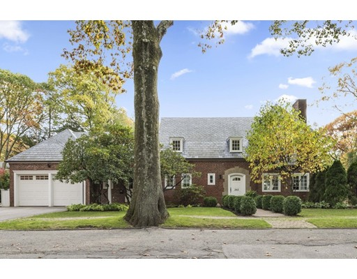 242 Woodland Road, Brookline, MA