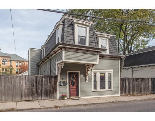 84 Seaverns Avenue Boston MA 02130
