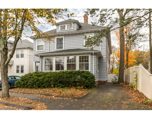 8 Maple Street, Newton, MA 02466